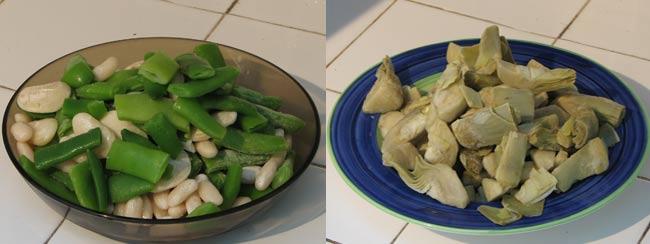 C mo preparar una paella de verduras o paella vegetariana for Como hacer paella de verduras