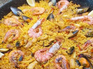 Recetas De Cocina Española Paella Valenciana | Receta De Paella De Mariscos Recetas De Paella Valenciana