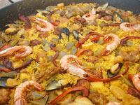 receta paella mixta